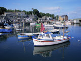 Padstow Harbour, Cornwall, United Kingdom