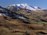 Cadair Idris (Cader Idris) Mountain Reserve, Snowdonia National Park, Wales, United Kingdom