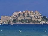 The Citadel, Calvi, Corsica, France, Mediterranean
