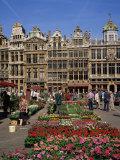 Grand Place, Unesco World Heritage Site, Brussels, Belgium