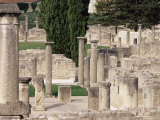 Roman Ruins, Vaison La Romaine, Vaucluse, Provence, France
