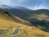 Glen Etive, Highland Region, Scotland, United Kingdom
