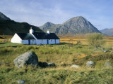 Croft in Glencoe Area, Highland Region, Scotland, United Kingdom