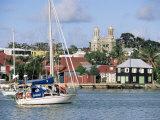 St. John's, Antigua, Leeward Islands, West Indies, Caribbean, Central America