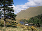 Aasleagh Falls, County Mayo, Connacht, Eire (Republic of Ireland)