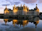 Chateau De Chambord, Unesco World Heritage Site, Loir-Et-Cher, Pays De Loire, Loire Valley, France