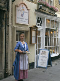 Sally Lunn's, Bath, Avon, England, U.K.