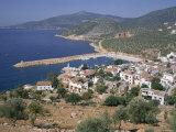 Kalkan, Resort, Anatolia, Turkey