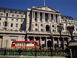 The Bank of England, City of London, London, England, United Kingdom