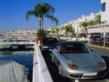 Puerto Banus Near Marbella, Costa Del Sol, Andalucia, Spain