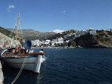 Agia Galini, South Coast, Crete, Greek Islands, Greece