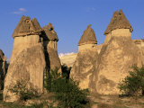 Valley of Goreme, Central Cappadocia, Anatolia, Turkey