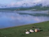 Lake Khovsgol Nuur, Khovsgol, Mongolia, Central Asia