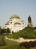 St. Sava Orthodox Church, Dating from 1935, Biggest Orthodox Church in the World, Belgrade, Serbia