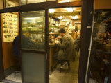 Stall Restaurants, Shinjuku, Tokyo, Honshu, Japan