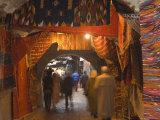 Medina Souk, Marrakech, Morocco, North Africa, Africa