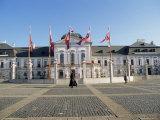 Rococo Grassalkovich Palace Dating from 1760s, Bratislava, Slovakia