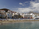 Los Cristianos, Tenerife, Canary Islands, Spain, Atlantic