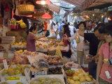 Graham Street, Central District, Hong Kong, China