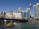 Skyline, Darling Harbour, Sydney, New South Wales, Australia