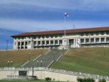 Panama Canal Administration Building, Balboa, Panama, Central America