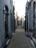 Cemetery, View Point, Buenos Aires, Argentina, South America