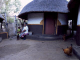 Cultural Village, Johannesburg, South Africa, Africa