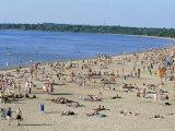 Pirita Beach, Estonia, Baltic States