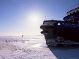 Icebreaker Arctic Explorer, Gulf of Bothnia, Lapland, Sweden, Scandinavia