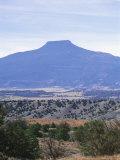 Cerro Pedernal, Rio Arriba County, New Mexico, USA