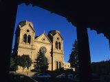 St. Francis Cathedral, Santa Fe, New Mexico, USA