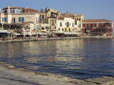 The Outer Harbour, Chania, Crete, Greece
