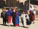 Local Children, Yakawlang, Afghanistan