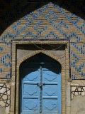 Doorway at the Shrine of Khwaja Abdulla Ansari, Gazar Gah, Afghanistan