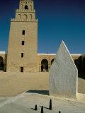 The Great Mosque, Kairouan, Unesco World Heritage Site, Tunisia, North Africa, Africa