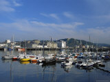 The Harbour, Cherbourg, Normandy, France