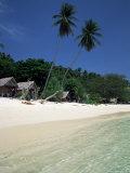 Island of Phi Phi Don, off Phuket, Thailand, Southeast Asia