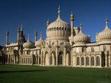 Royal Pavilion, Brighton, Sussex, England, United Kingdom