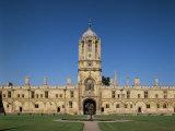 Christ Church College, Oxford, Oxfordshire, England, United Kingdom