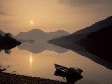 Loch Duich, Highlands, Scotland, United Kingdom
