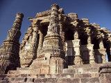 The Sun Temple of Modhera, Modhera, India