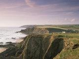 Coastline, Bude, Cornwall, England, United Kingdom