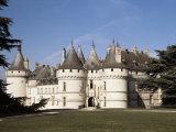 Chateau, Chaumont, Centre, France