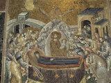 Mosaics Dating from the 14th Century, Kariye Museum, Istanbul, Turkey, Eurasia