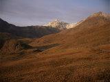 The Miners Track, Snowdon National Park, Gwynedd, North Wales, Wales, United Kingdom