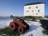 Kristiansen Fortress, Trondheim, Norway, Scandinavia