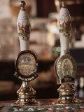 Beer Pumps, Sun Pub, London, England, United Kingdom
