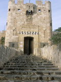 The Citadel, Unesco World Heritage Site, Aleppo, Syria, Middle East