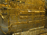 Gold Jewellery for Sale in Souq, Damascus, Syria, Middle East
