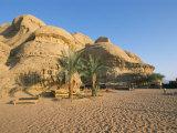 The Desert, Wadi Rum, Jordan, Middle East